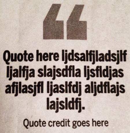 Quote here likopiej wefn weofni wefn oipwefn oiwenf owenf owienf oiewefoiwef -- Quote credit goes here
