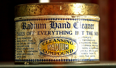 Radium Hand Cleaner