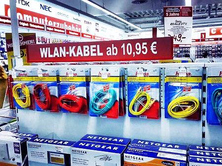 WLAN-KABEL ab 10,95€