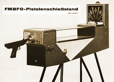 FMBFO-Pistolenschießstand ges. gesch.