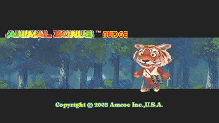 Animal Bonus Nudge Copyrivht (c) 2003 Amcoe Inc., USA