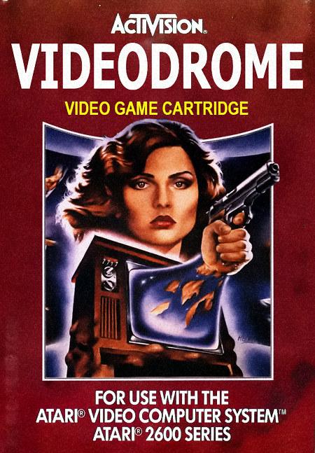 Unbeschreibliches Cover für ein Videospiel für die Atari-2600-Konsole aus dem Jahr 1977