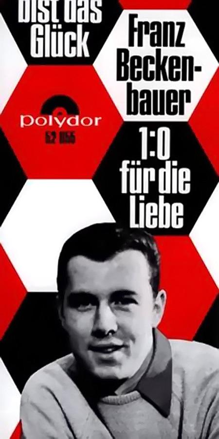 Werbung aus dem Jahr 1967: Franz Beckenbauer: 1:0 für die Liebe