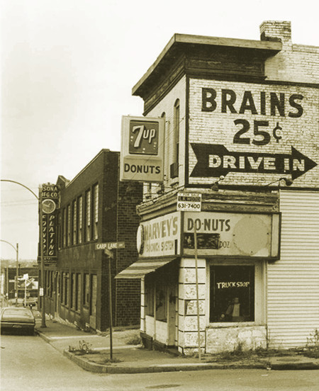 Brains -- 25 Cent -- Drive in