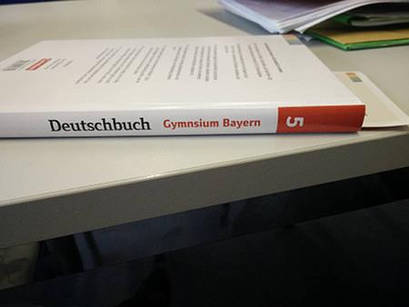 Deutschbuch -- Gymnsium Bayern