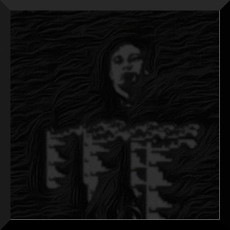 Screenshot aus dem Doom-WAD Scythe 2, Level 20. Gezeigt wird in einem extrem dunklen Raum der Kopf von John Romero inmitten einiger explosiver Fässer. Das Bild ist sehr stark nachbearbeitet und nahezu unkenntlich.