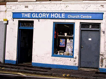 The Glory Hole -- Church Centre