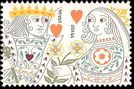 Unbeschreibliche US-Briefmarke...