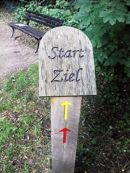 Start / Ziel