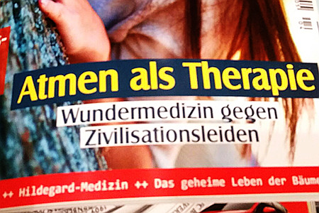 Atmen als Therapie -- Wundermedizin gegen Zivilisationsleiden -- Hildegard-Medizin -- Das geheime Leben der Bäume