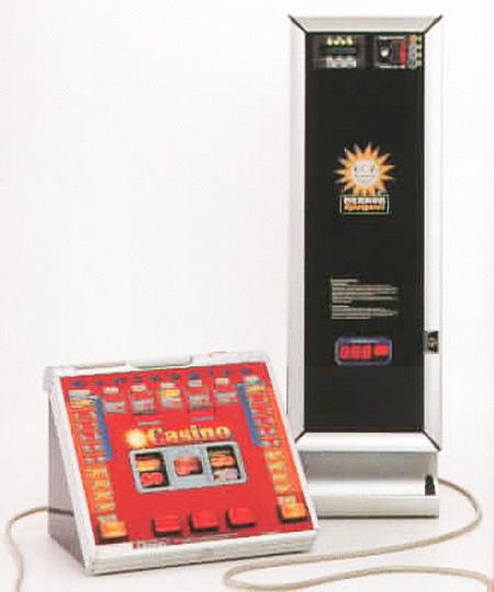 ADP-Geldspielgerät 'Casino' aus dem Jahr 1996