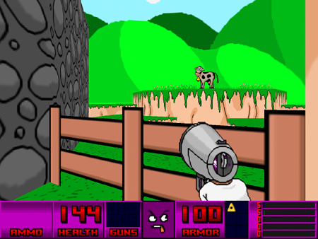 Screenshot Adventures of Square