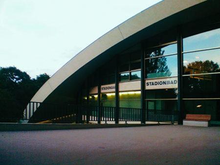 Stadionbad in Hannover, Sportpark