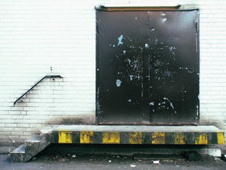 Eine hässliche Tür