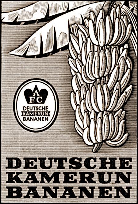 AFC -- Deutsche Kamerum Bananen