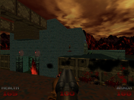 Screenshot Doom 64 Retribution