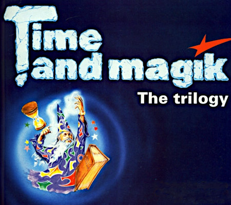 Time and magik - The trilogy