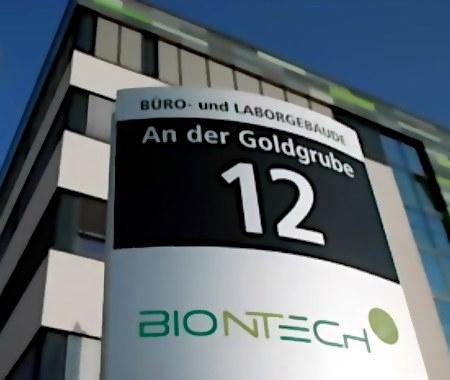 BÜRO- UND LABORGEBÄUDE -- An der Goldgrube 12 -- BIONTECH